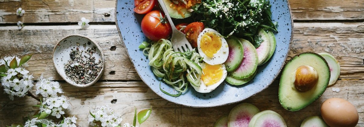 Real food. Benefits. Healthy.