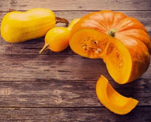 Food. Recipe. Pumpkin. Fitness.