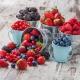 Real food. Blackberries. Benefits.
