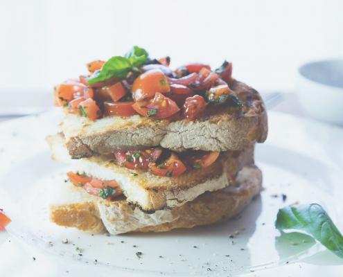 Dieta mediterranea. Saludable. Comida real.
