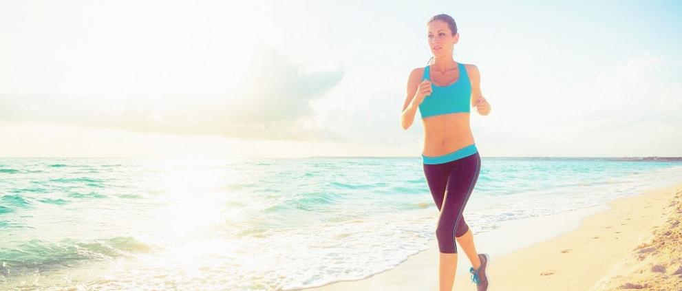 running health benefits - samsara healthy holidays