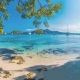 beach in mallorca - samsara healthy holidays