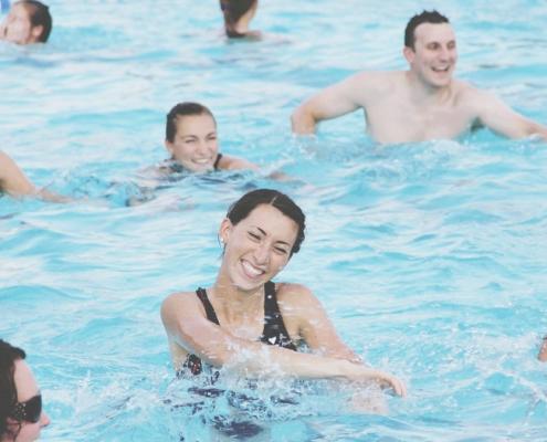 swimming healthy - samsara healthy holidays