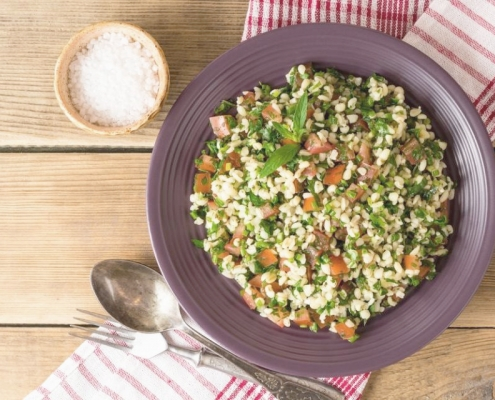 bulgur wheat - samsara healthy holidays