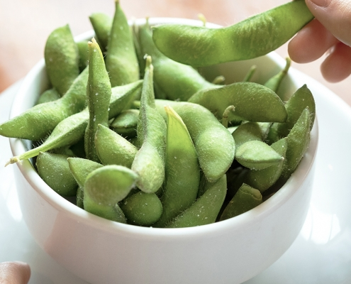 soy beans healthy food - samsara healthy holidays